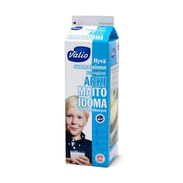 Arki rasvaton maitojuoma