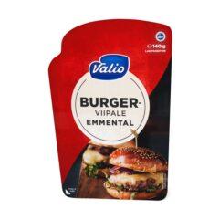 Burger juustoviipale emmental