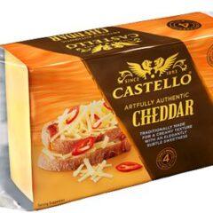 CASTELLO ARTFULLY AUTHENTIC CHEDDAR