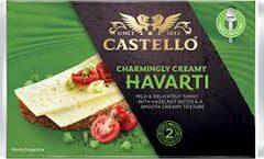 CASTELLO CHARMINGLY CREAMY HAVARTI