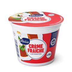 Crème fraîche laktoositon