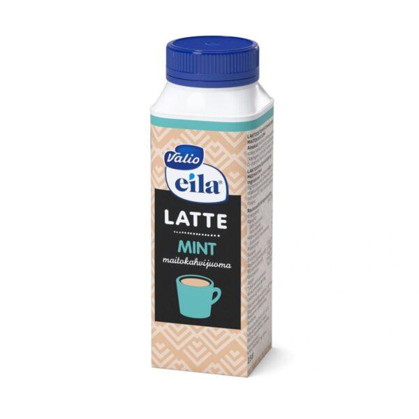 Eila Latte minttu maitokahvijuoma