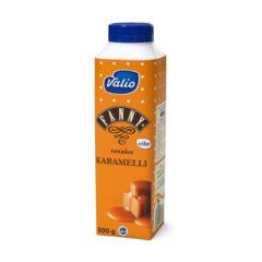 Fanny vanukas karamelli