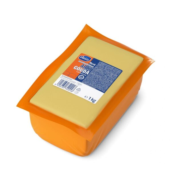Hyvä suomalainen Arki gouda juusto