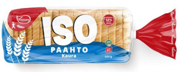 Isopaahto Kaura