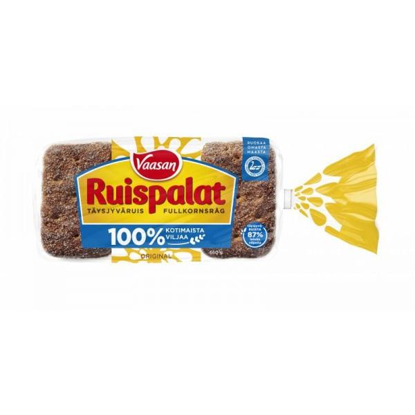 Isopaahto Ruispalat