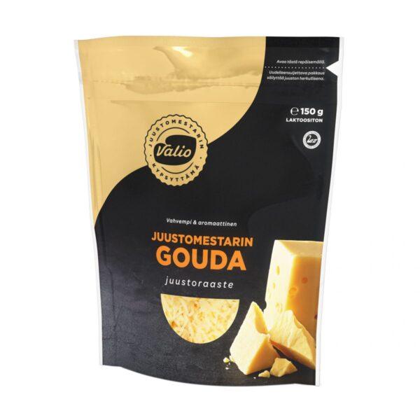 Juustomestarin vahvempi gouda juustoraaste