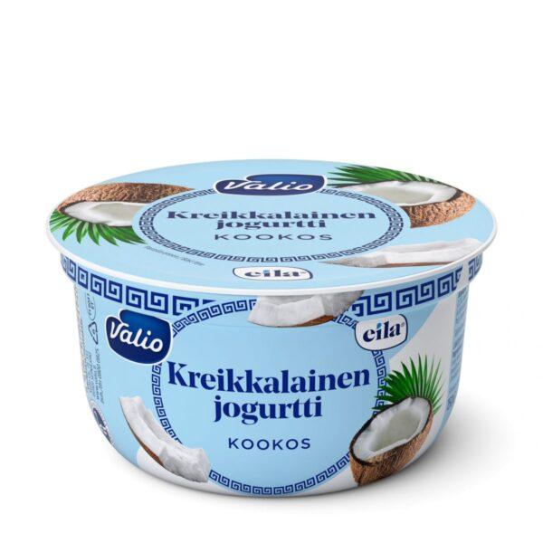 Kreikkalainen jogurtti kookos laktoositon