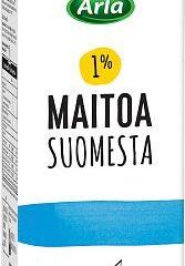 Maitoa Suomesta %1