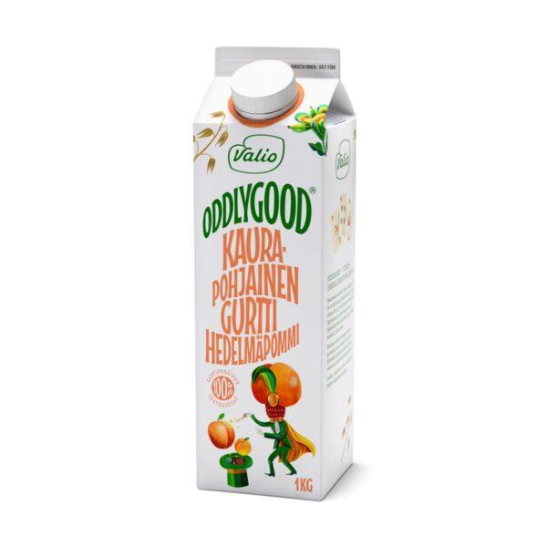 Oddlygood® kaurapohjainen gurtti hedelmäpommi
