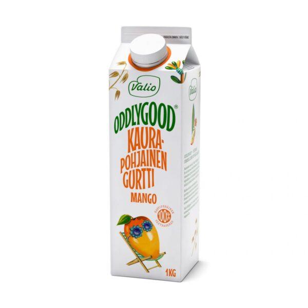 Oddlygood® kaurapohjainen gurtti mango