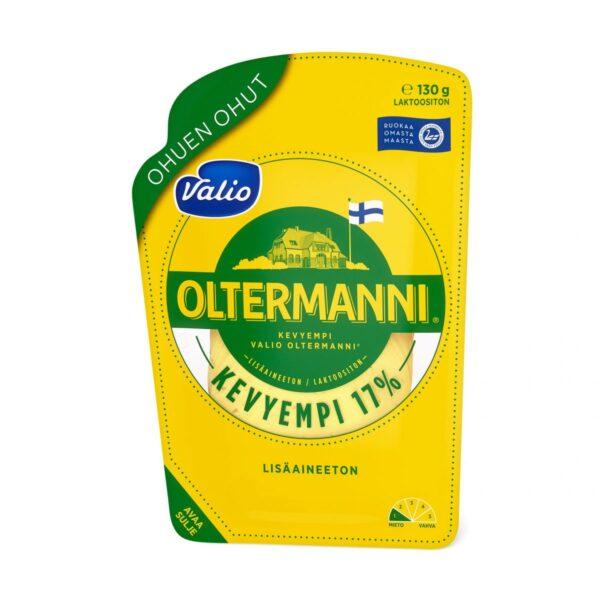 Oltermanni 17 % kermajuustoviipale Ohuen Ohut