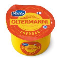 Oltermanni Cheddar juusto