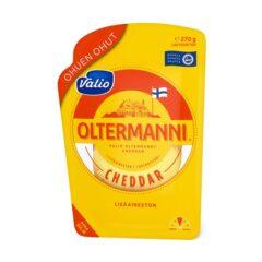 Oltermanni Cheddar juustoviipale Ohuen Ohut