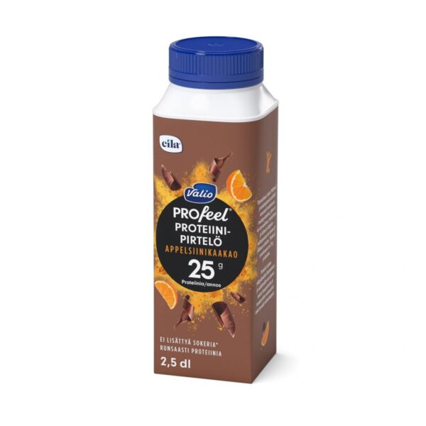 PROfeel proteiinipirtelö appelsiinikaakao laktoositon