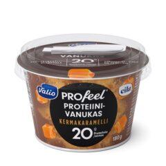 PROfeel proteiinivanukas kermakaramelli