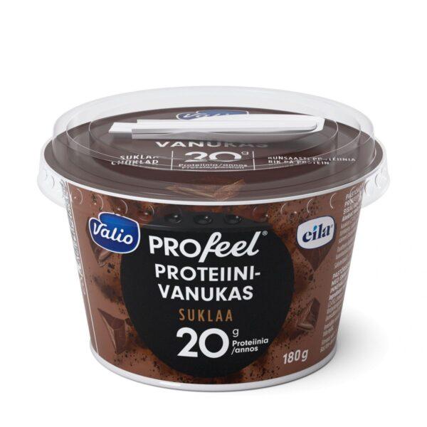 PROfeel proteiinivanukas suklaa