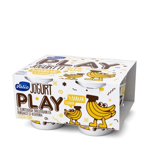 Play jogurtti banaani laktoositon