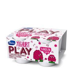 Play jogurtti vadelma laktoositon