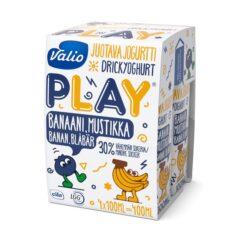 Play juotava jogurtti banaani-mustikka