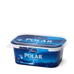 Polar Levittyvä 9 % maustamaton sulatejuusto laktoositon