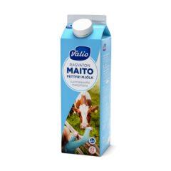 Rasvaton Fettfri Mjölk maito