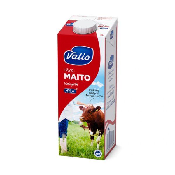 Rasvaton Ykkösmaito Ettans Mjölk