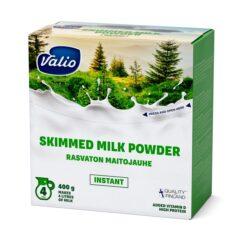 Skimmed rasvaton maitojauhe instant