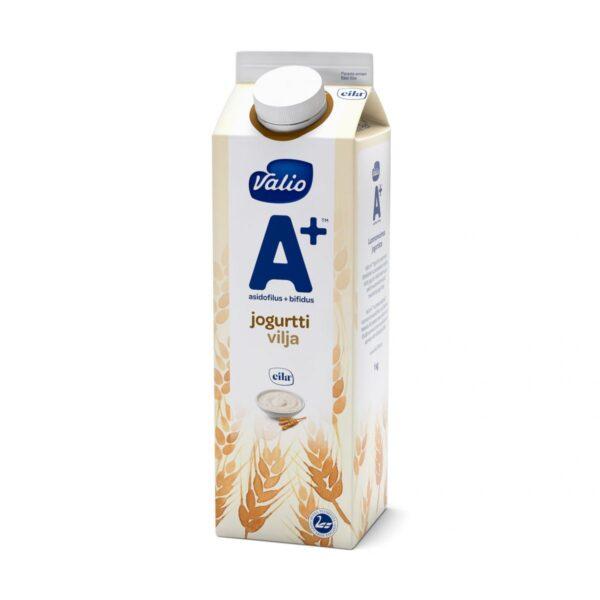 Valio A+ jogurtti vilja laktoositon