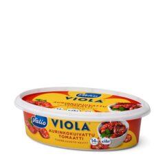 Viola kevyt aurinkokuivattu tomaatti tuorejuusto laktoositon