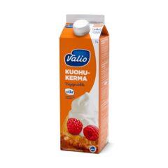 kuohukerma laktoositon lisäaineeton