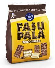 Fasupala Tuplasuklaa 215 g