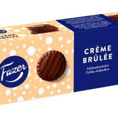 Fazer Crèmebrulee suklaakeksi 142 g