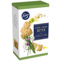 Fazer Sourcream-Chive Bites 160 g