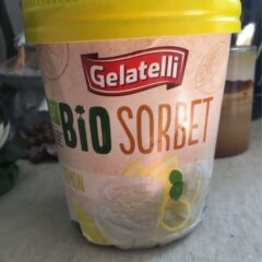 Gelatelli Bio Organic Sorbet Lemon