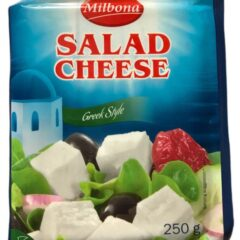 Salad Cheese cubes Greek Style