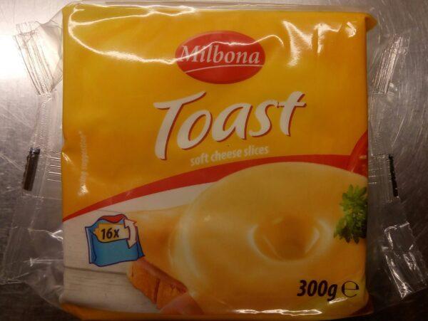 Toast Cheese Slices